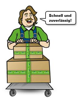ProKilo Dulli Lieferung