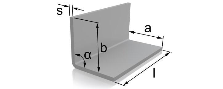 L-Profil auf Maß