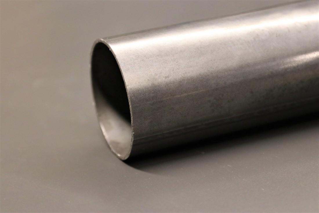 Rundrohr Stahl roh