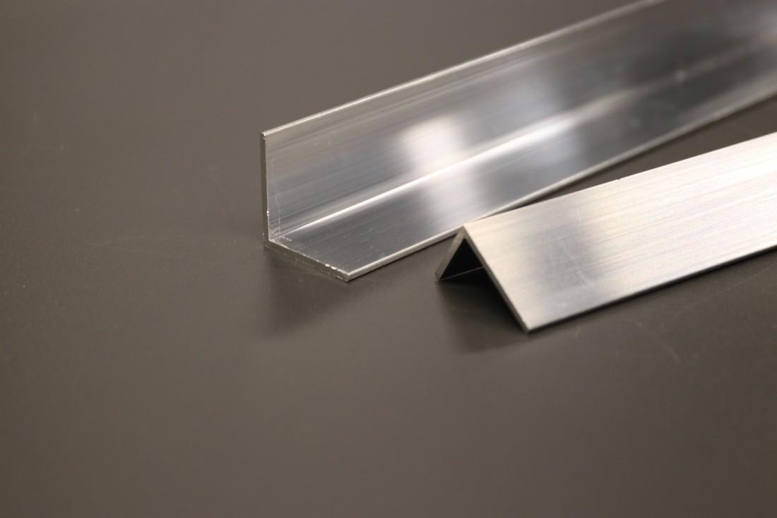 Aluminium Winkel gleich/ungleich