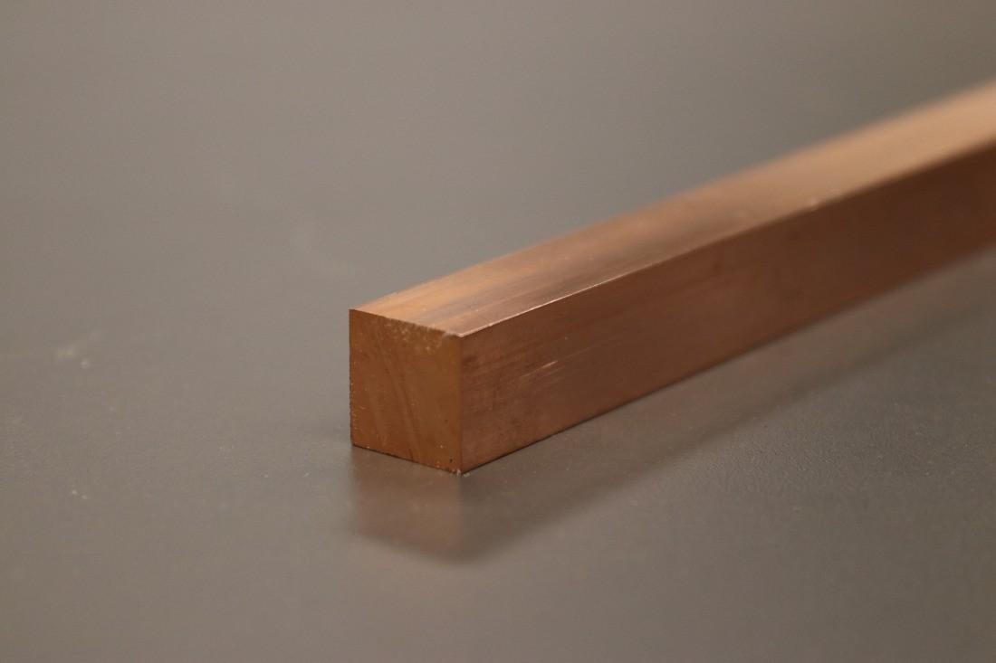 Vierkant Kupfer
