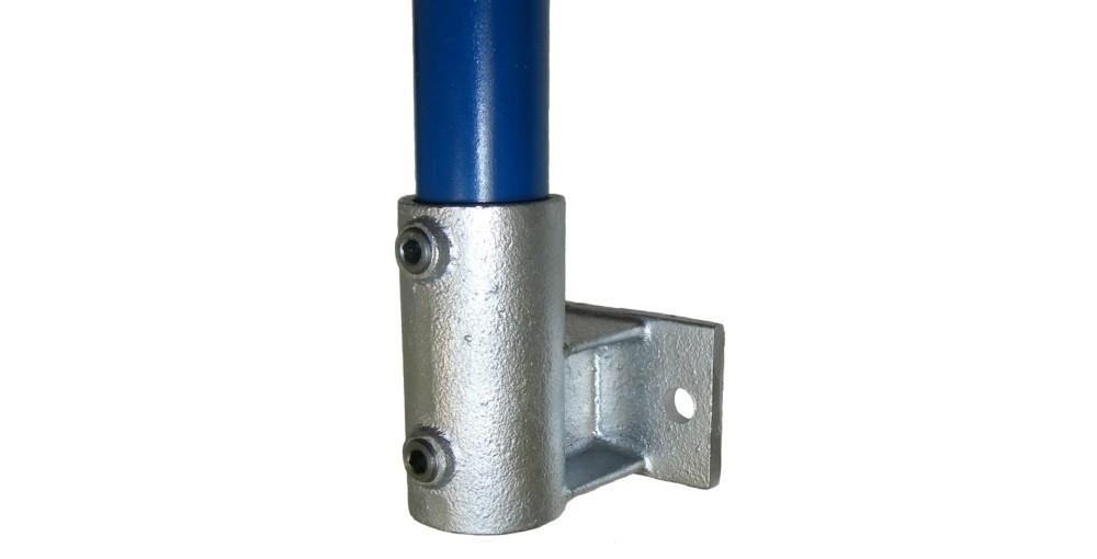 Rohrverbinder Wandhalter