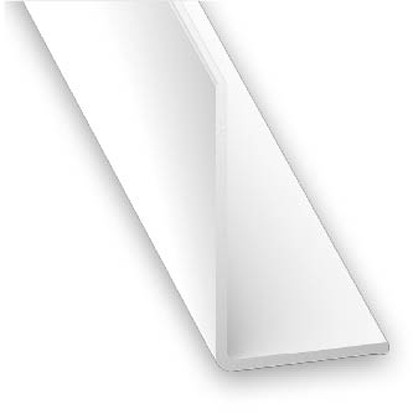 Winkelprofil PVC weiss 30x20x1x2600 mm