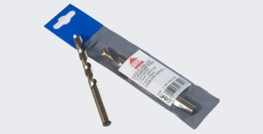 Metallbohrer HSS-E DIN338 Cobalt, geschliffen, Split Point