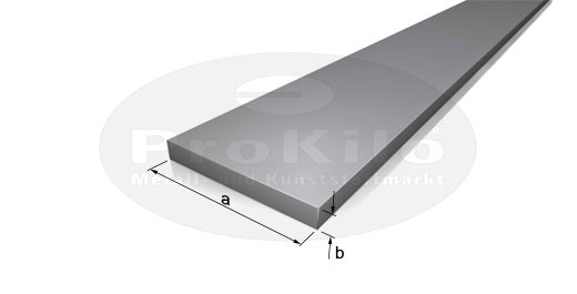 PVC Flachprofil auf Maß