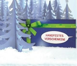 15 % Geschenk-Gutschein-Bonusguthaben
