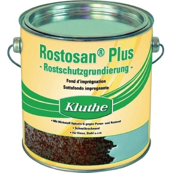 Rostprimer Rostosan Inhalt 750 ml