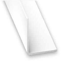Winkelprofil PVC weiss 100x100x1,5x2600 mm