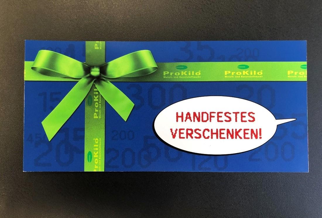 25,00 € Geschenk-Gutschein