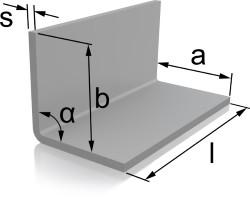 L-Kantung aus Quadratlochblech